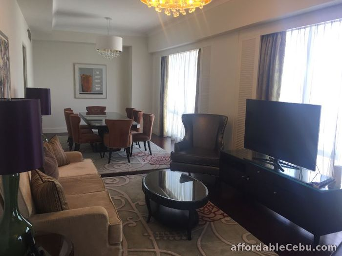 2nd picture of RAFFLES RESIDENCES 3BR JUNIOR PENTHOUSE UNIT For Sale in Cebu, Philippines