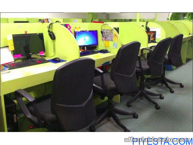 2nd picture of Call Center Office Seat Leasing in Cebu, 3K per month, Mandaue City For Rent in Cebu, Philippines