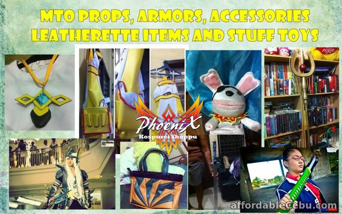5th picture of COSTUMES for RENT or SALE (Offering Made to order costumes and first renter) For Rent in Cebu, Philippines
