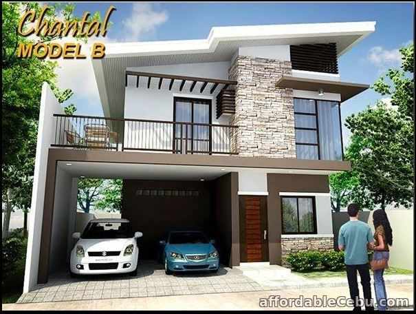 1st picture of 2 Storey House and Lot in South City Homes Tungkop Minglanilla Cebu For Sale in Cebu, Philippines