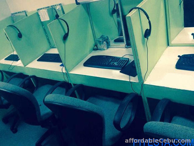 3rd picture of Call Center Office Seat Leasing in Cebu, 3K per month, Mandaue City For Rent in Cebu, Philippines