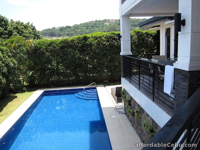5th picture of AYALA GREENFIELD ESTATES TRI-LEVEL FAIRWAY VIEW HOME For Sale in Cebu, Philippines