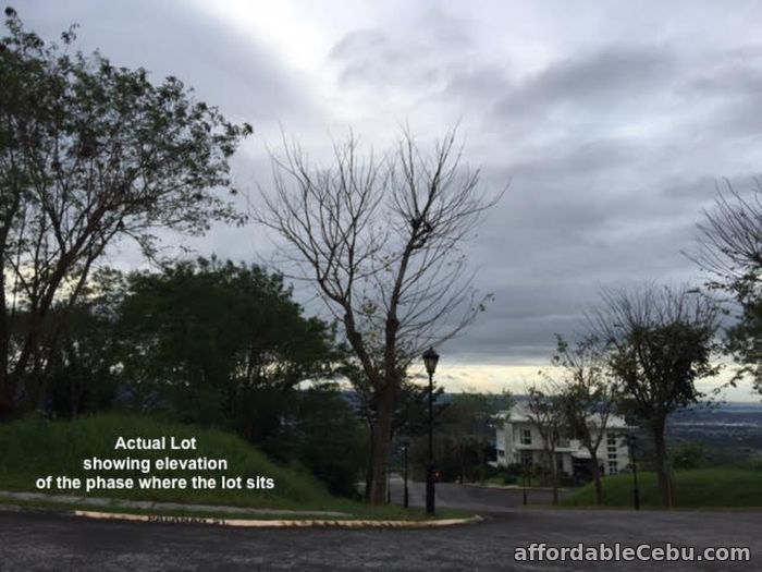 3rd picture of AYALA GREENFIELD ESTATES HIGHLY ELEVATED CORNER LOT FOR SALE, For Sale in Cebu, Philippines