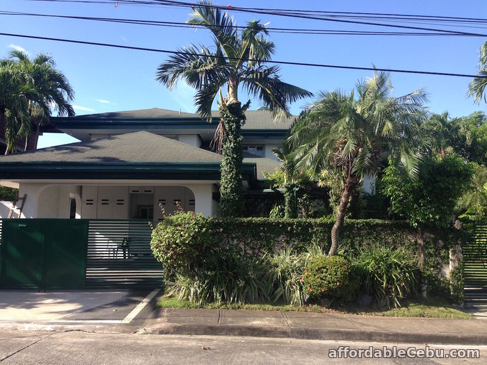 1st picture of FOR SALE HOUSE AND LOT IN AYALA ALABANG VILLAGE For Sale in Cebu, Philippines