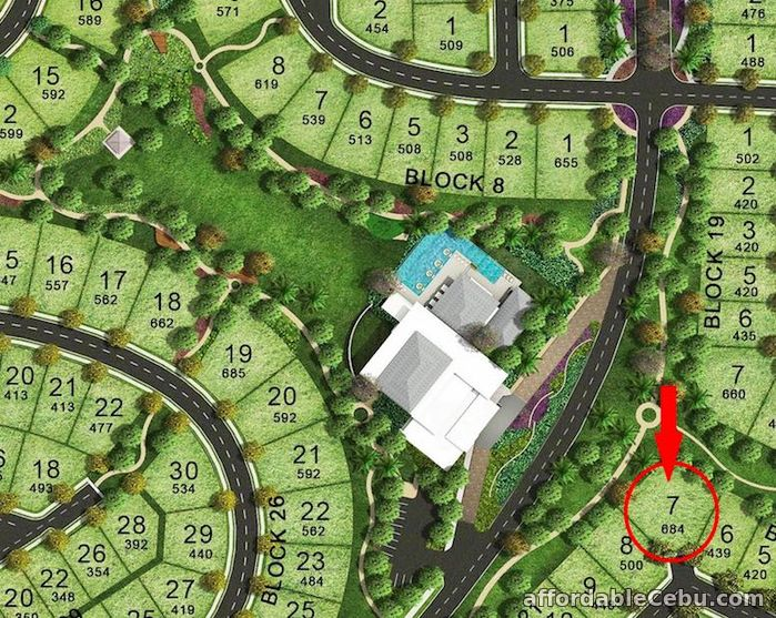 1st picture of MIRALA IN NUVALI LOT FOR SALE For Sale in Cebu, Philippines