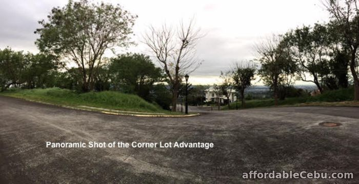 4th picture of AYALA GREENFIELD ESTATES HIGHLY ELEVATED CORNER LOT FOR SALE, For Sale in Cebu, Philippines