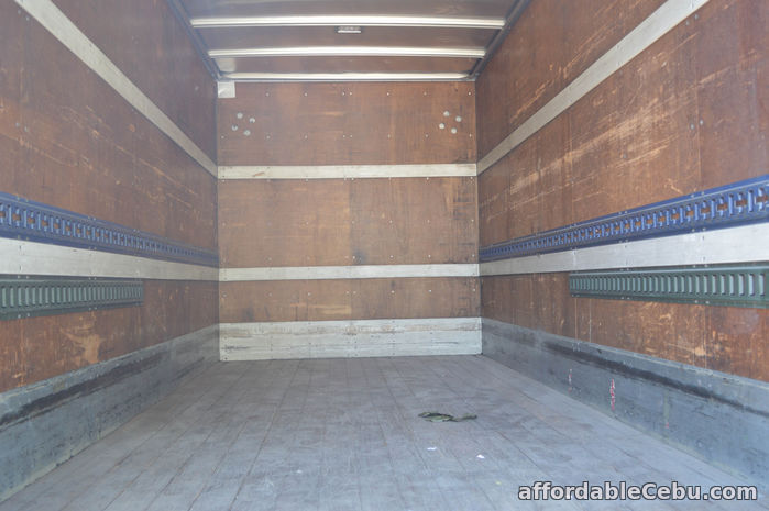 5th picture of Fuso Canter Wide 6W 14 feet Aluminum van For Sale in Cebu, Philippines