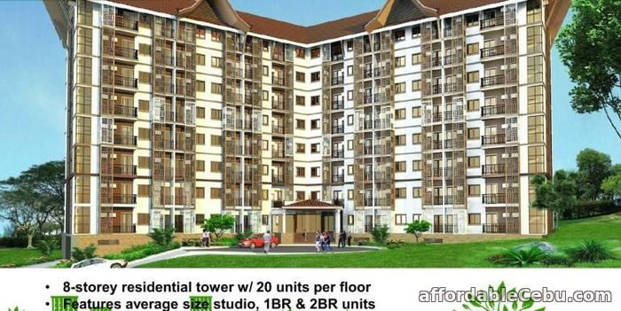 2nd picture of Studio Unit Condo for sale at Talisay Cebu For Sale in Cebu, Philippines