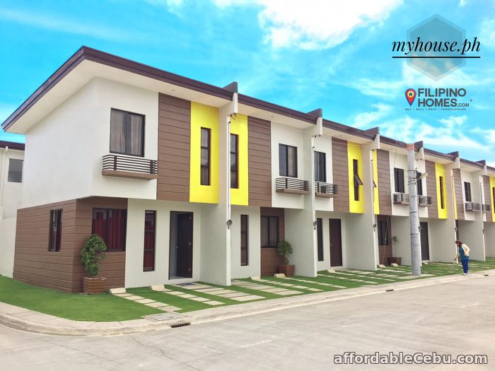 1st picture of Affordable Lapu-Lapu Townhouse For Sale At 11,000 A Month For Sale in Cebu, Philippines