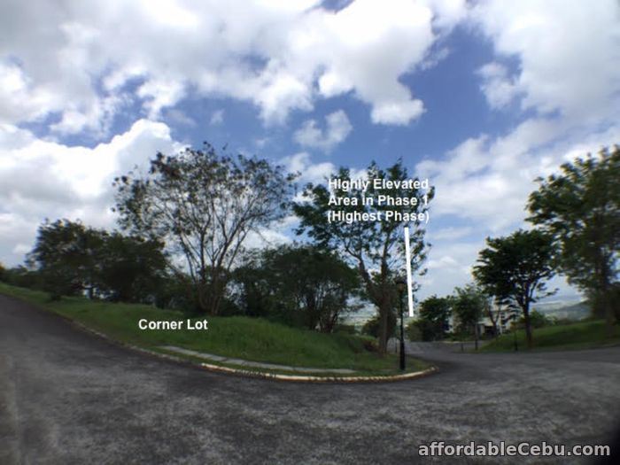 2nd picture of AYALA GREENFIELD ESTATES HIGHLY ELEVATED CORNER LOT FOR SALE, For Sale in Cebu, Philippines