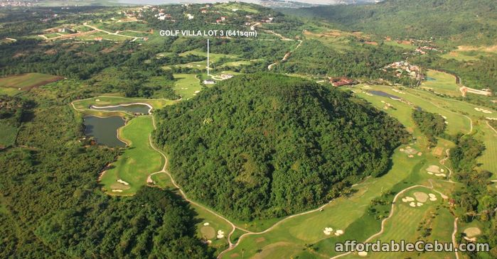 1st picture of AYALA GREENFIELD ESTATES FAIRWAY GOLF VILLA LOT 3 FOR SALE For Sale in Cebu, Philippines