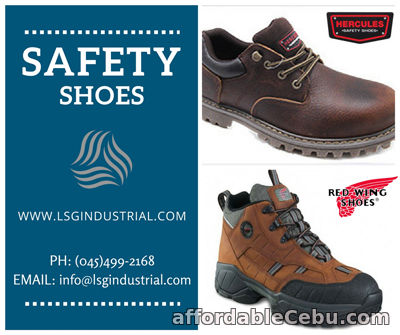 1st picture of Safety Shoes Angeles City For Sale in Cebu, Philippines