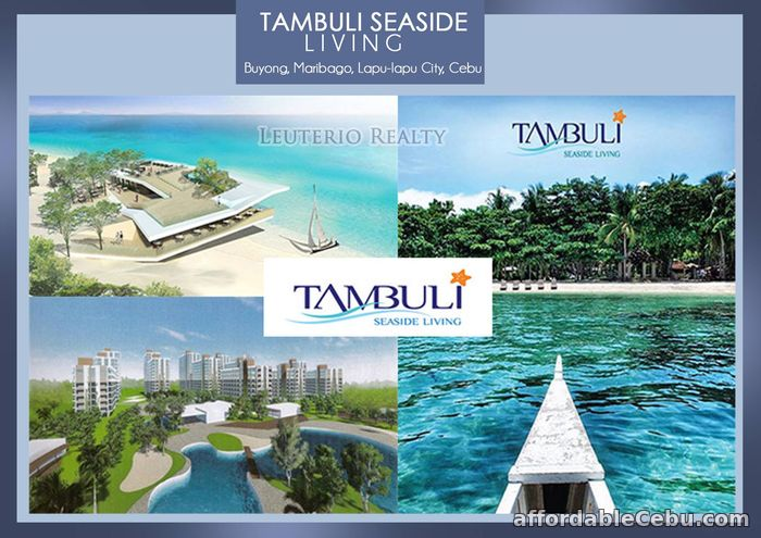 1st picture of TAMBULI Seaside Living, Own This Beautiful Paradise For Just 25,000 A Month! For Sale in Cebu, Philippines