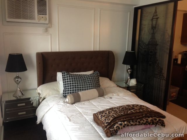 4th picture of STUDIO UNIT FOR SALE ASTON AT TWO SERENDRA For Sale in Cebu, Philippines