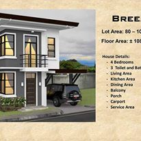 5th picture of House and Lot for sale at Ricksville Heights- Minglanilla For Sale in Cebu, Philippines