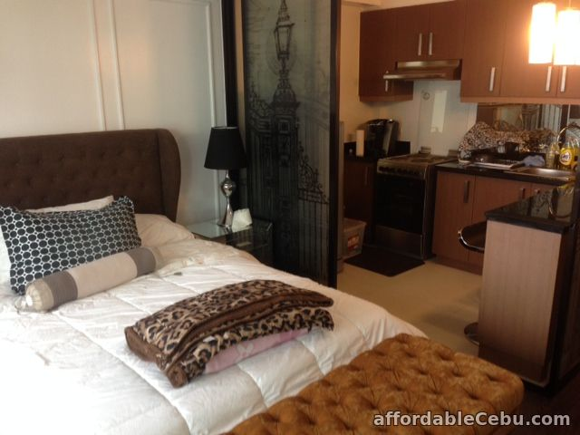 1st picture of STUDIO UNIT FOR SALE ASTON AT TWO SERENDRA For Sale in Cebu, Philippines
