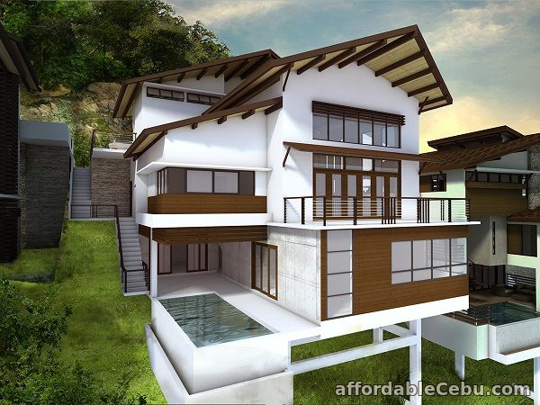 1st picture of House and Lot with swimming pool at The Peaks in Monterrazas Cebu City For Sale in Cebu, Philippines