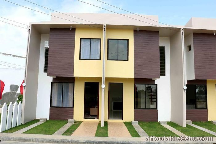 1st picture of Affordable Townhouse In Lapu-Lapu At 12,900/Month! For Sale in Cebu, Philippines