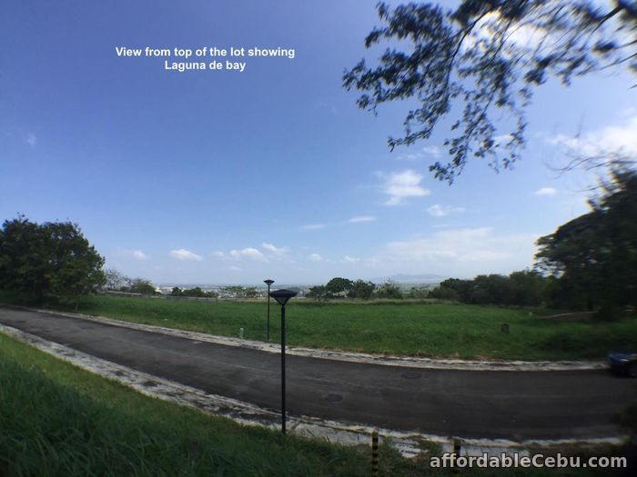 2nd picture of AYALA GREENFIELD ESTATES BAY VIEW CORNER LOT FOR SALE For Sale in Cebu, Philippines