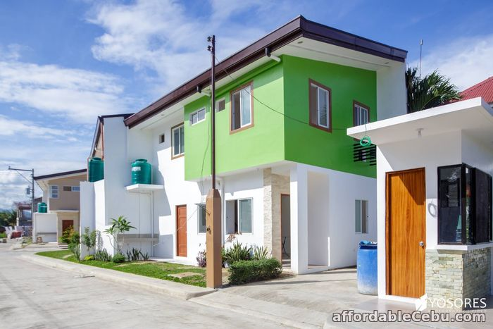 1st picture of Almost ready for occupancy house for sale at South Covina For Sale in Cebu, Philippines