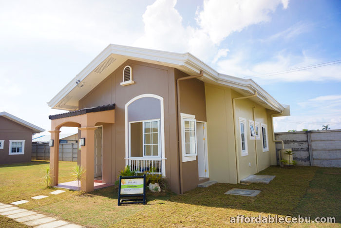 1st picture of Single Attached House For Sale In Lapu-Lapu For 2.7M!(Solare) For Sale in Cebu, Philippines