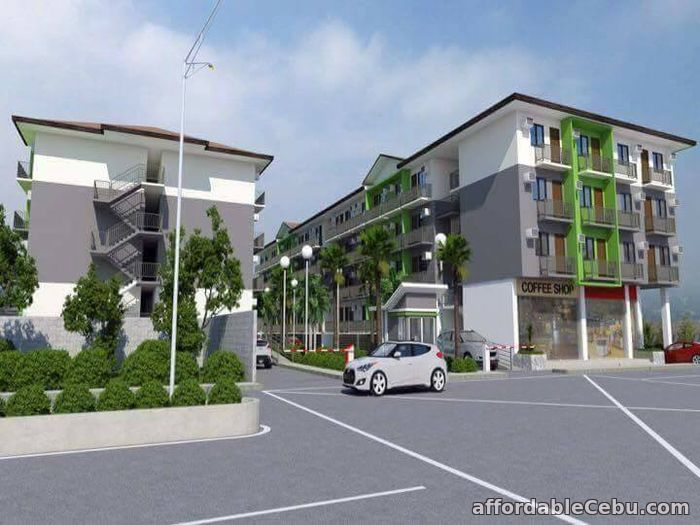 4th picture of Esperanza Residences1 Walk-Up Condominium Closer to Everything For Sale in Cebu, Philippines