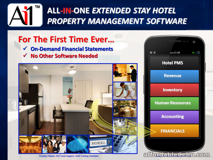 2nd picture of Extended Stay Hotel Software Consultation Philippines For Sale in Cebu, Philippines