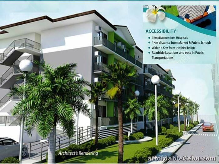 3rd picture of Esperanza Residences1 Walk-Up Condominium Closer to Everything For Sale in Cebu, Philippines