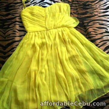 1st picture of MANGO Cocktail Dress For Sale in Cebu, Philippines