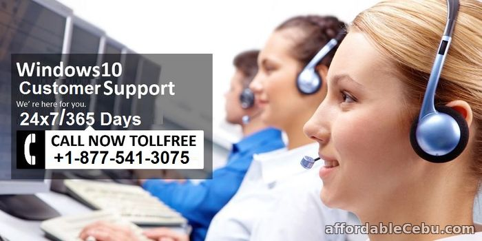 1st picture of Windows 10 Support Number | +1-877-541-3075 Customer Support Offer in Cebu, Philippines