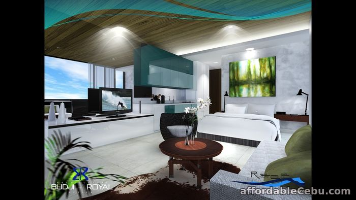 4th picture of Very Elegant Condotel and Residences for sale at The Reef in Mactan Cebu For Sale in Cebu, Philippines