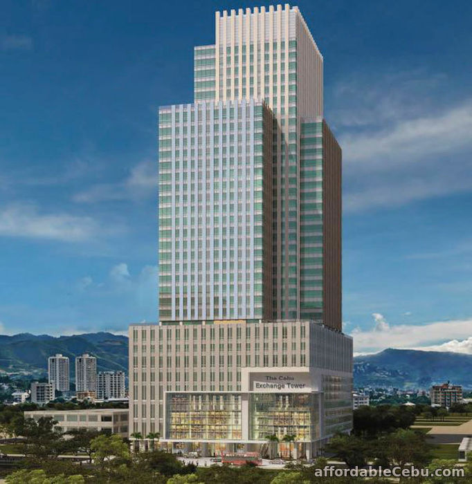 1st picture of Cebu Exchange Office Space For Sale In Cebu IT Park For Sale in Cebu, Philippines
