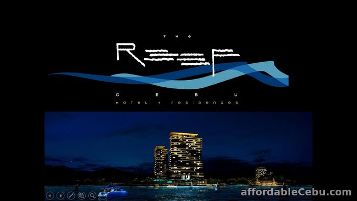 1st picture of Very Elegant Condotel and Residences for sale at The Reef in Mactan Cebu For Sale in Cebu, Philippines