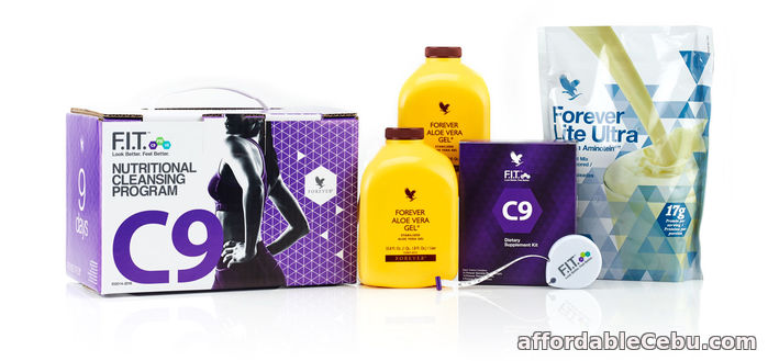 1st picture of Clean 9 Aloe Vera Weight Loss Program by Forever Living Products For Sale in Cebu, Philippines