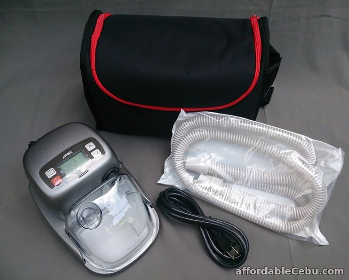 2nd picture of APEX USA XTFIT CPAP MACHINE WITH HEATED HUMIDIFER For Sale in Cebu, Philippines