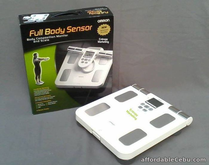 2nd picture of OMRON BODY FAT DIGITAL WEIGHING SCALE STARTS AT For Sale in Cebu, Philippines