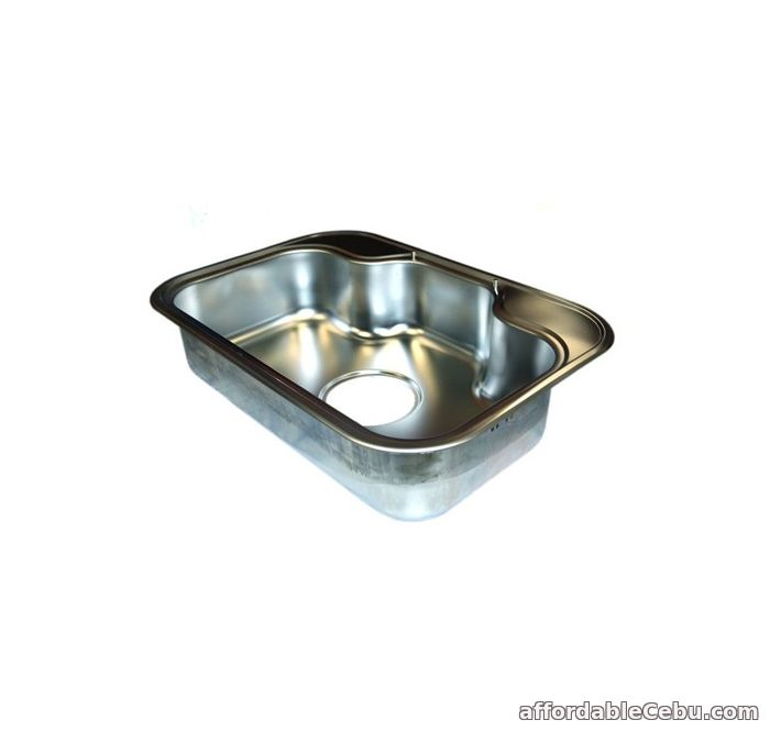 4th picture of Superior Stainless Sink Curve w/o drainboard For Sale in Cebu, Philippines