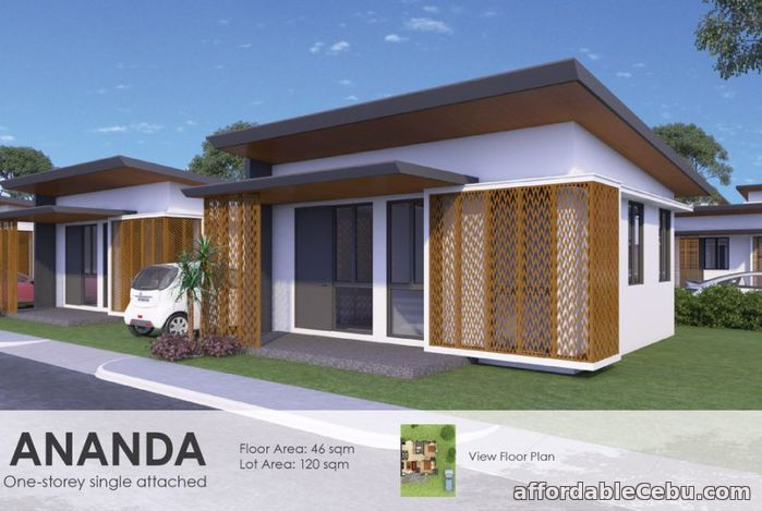 1st picture of 2 Br Single Detached House and Lot in Amoa Compostela For Sale in Cebu, Philippines