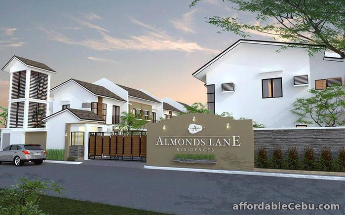 3rd picture of House for sale at Almonds Lane Residences-Now is accepting LOI For Sale in Cebu, Philippines