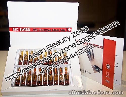 1st picture of Bio Swiss Bio-Celergen Stem Cell For Sale in Cebu, Philippines