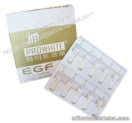 1st picture of ProWhite EGF Collagen Extract For Sale in Cebu, Philippines