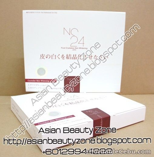 1st picture of Japan NC24 Pure Crystalize Skin Whitening For Sale in Cebu, Philippines