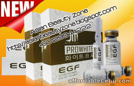 1st picture of ProWhite EGF Whitening For Sale in Cebu, Philippines