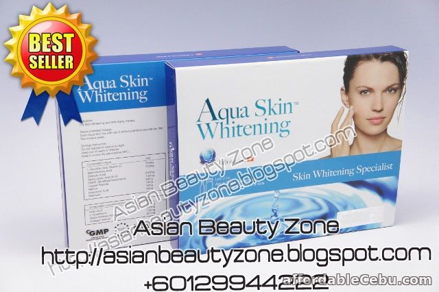 1st picture of Skin Whitening Specialist - Aqua Skin Whitening For Sale in Cebu, Philippines