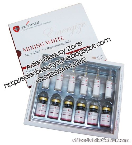 1st picture of Mixing White Energize For Sale in Cebu, Philippines