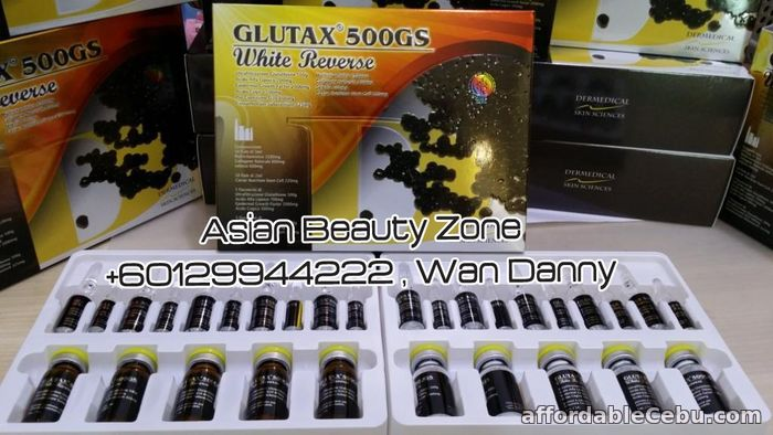 1st picture of Glutax 500gs White Reverse For Sale in Cebu, Philippines