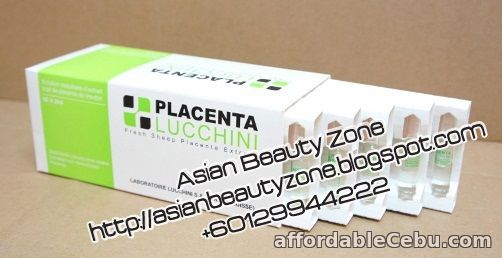 1st picture of Lucchini Fresh Sheep Placenta Extract For Sale in Cebu, Philippines