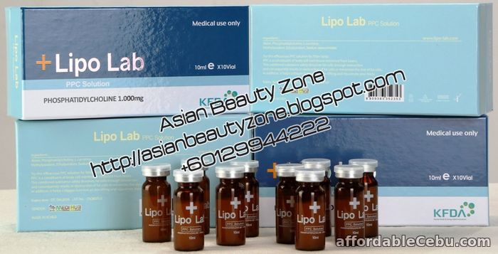1st picture of LipoLab PPC Fat Melting Solution For Sale in Cebu, Philippines