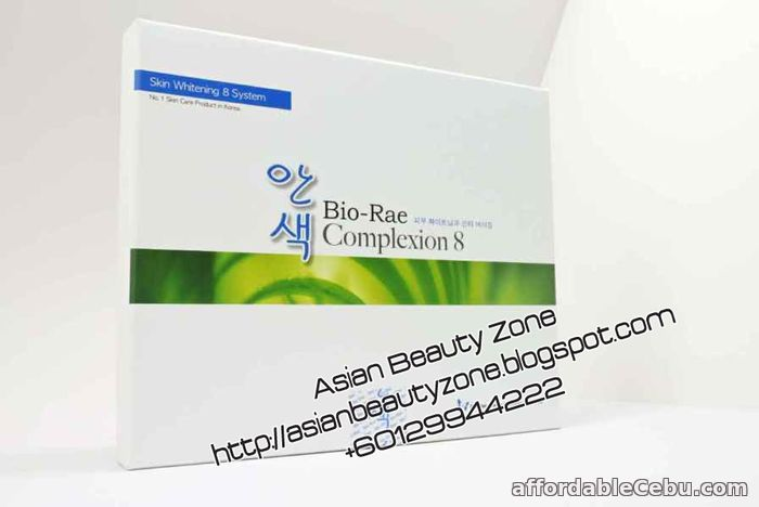 1st picture of Bio-Rae Complexion 8 Skin Whitening System For Sale in Cebu, Philippines