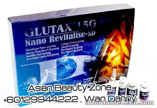 1st picture of GLUTAX 15G Nano Revitalise-SD For Sale in Cebu, Philippines